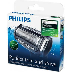 Replacement shaving foil head TT2000/43
