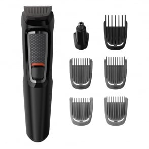 Series 3000 7-in-1 Grooming Kit for Face & Beard - MG3720/13
