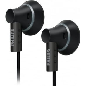 SHE3000BK/10 In-Ear Headphones, Black