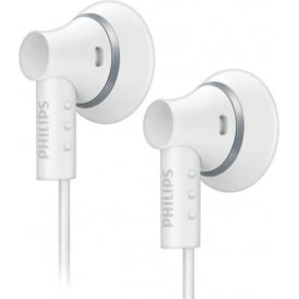 SHE3000WT10 In-Ear Headphones, White
