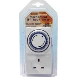 24 Hour Plug In Mechanical Timer