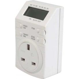 Digital Plug In Timer
