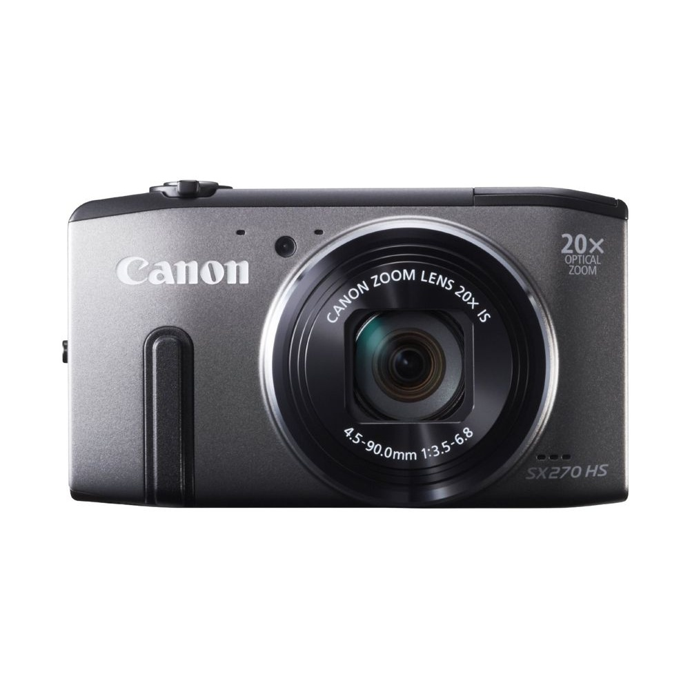canon powershot sx270 hs compact digital camera. Black Bedroom Furniture Sets. Home Design Ideas