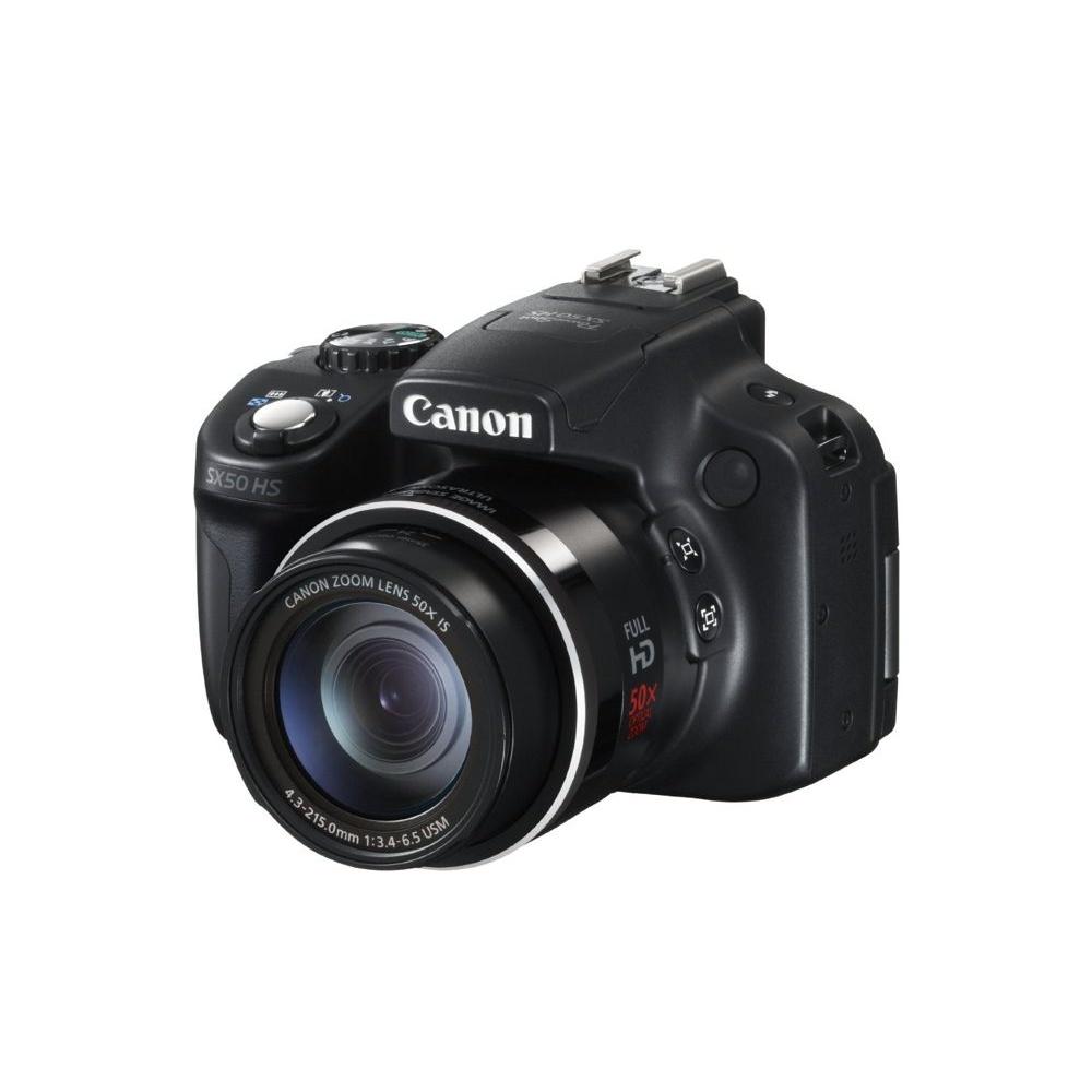 canon powershot sx50 hs digital camera. Black Bedroom Furniture Sets. Home Design Ideas