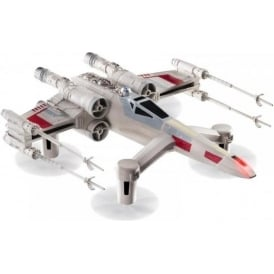 Propel Star Wars Battling Quadcopter Drone - T-65 X Wing Star Fighter