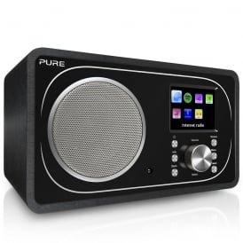 Internet, DAB/DAB+ digital and FM radio with Bluetooth and Spotify Connect