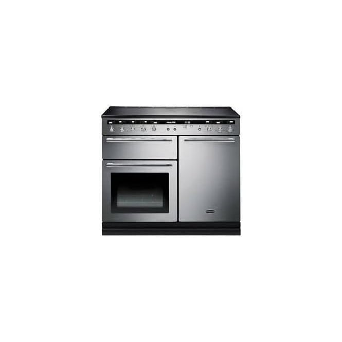 Rangemaster 104690 Hi Lite 100cm Electric Range Cooker With Induction Hob