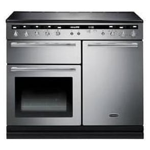 104690 Hi Lite 100cm Electric Range Cooker With Induction Hob