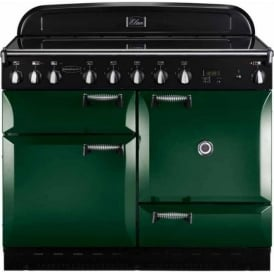 ELAS110EIRG Elan 110 Electric Range Cooker with Induction Hob, Racing Green