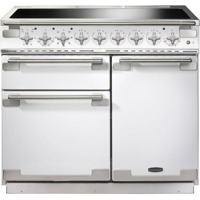 Rangemaster ELS100EIWH Range Cooker, White