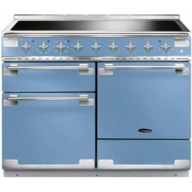 ELS110EICA Elise 110 Electric Cooker with Induction Hob, China Blue