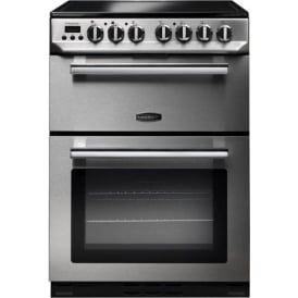 PROP60ECSSC Profesional 60cm Electric Cooker, Stainless Steel