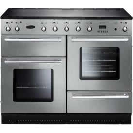 TOLS110EISS Toledo 110 Electric Range Cooker with Induction Hob, Stainless Steel