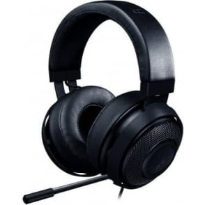 Kraken Pro V2 Analog Gaming Headset with 50 mm Drivers for PC, Xbox One and Playstation 4, Black