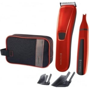 Red Hair Clipper & Trimmer Set