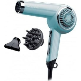 Retro Hair Dryer Gift Pack, Bombshell Blue