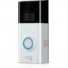 Doorbell 2 – WiFi, HD Video, Motion Detection with Night Vision