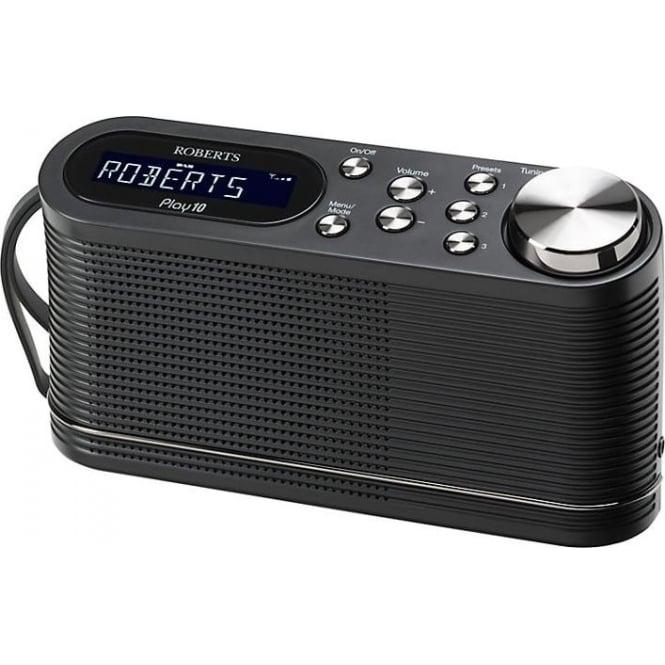Roberts Play 10 DAB/DAB+/FM Portable Digital Radio