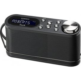 Play 10 DAB/DAB+/FM Portable Digital Radio