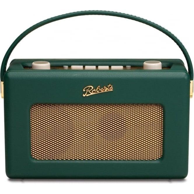 Roberts Revival DAB/FM Digital Radio, Green