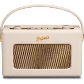 Revival DAB/FM Digital Radio, Pastel Cream