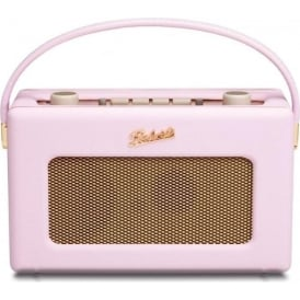 Revival DAB/FM Digital Radio, Pastel Pink