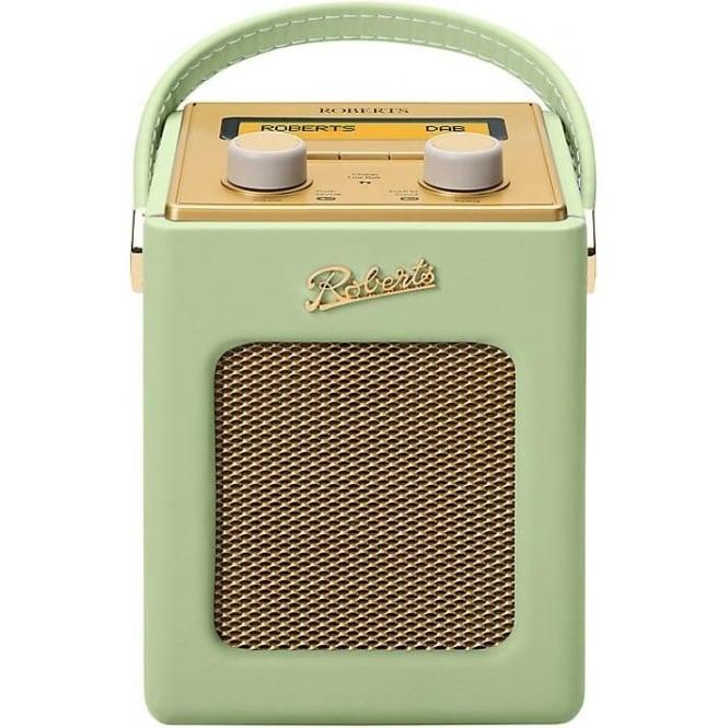 Roberts Revival Mini DAB/FM Digital Radio, Leaf