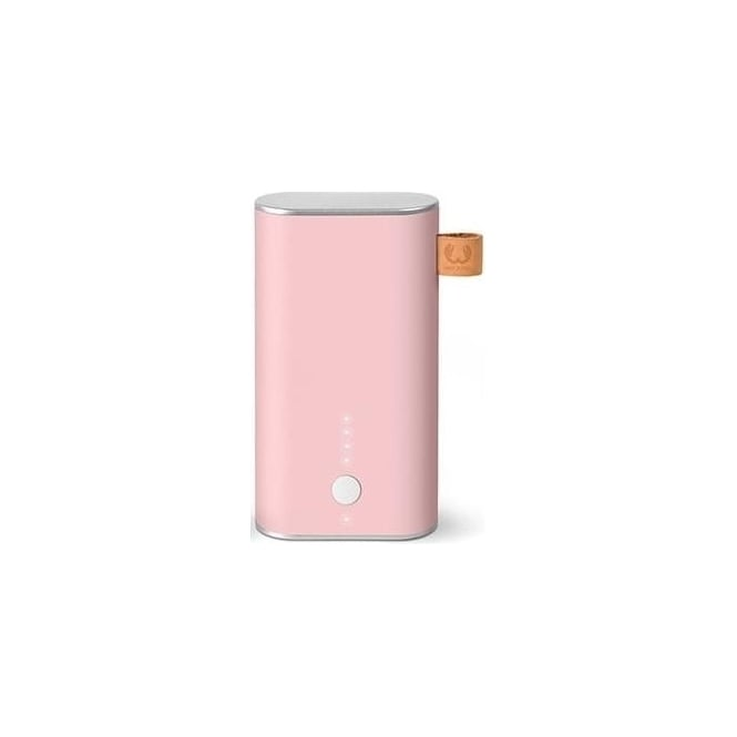 Fresh 'n Rebel Powerbank 6000 mAh Portable Charger, Cupcake