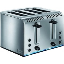 20750 Buckingham Four Slice Toaster, Brushed Stainless Steel