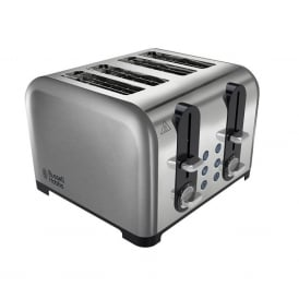 22404 4 Slice Toaster, Stainless Steel