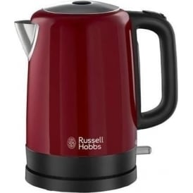 Canterbury Kettle, Red