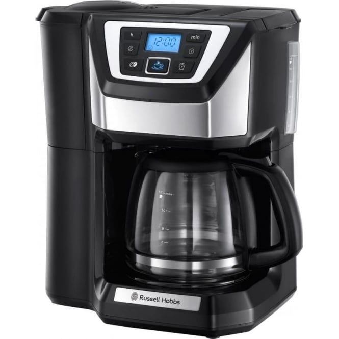 Russell Hobbs Chester Grind & Brew Filter Coffee Machine