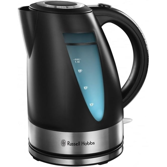 Russell Hobbs Ebony Kettle, Black