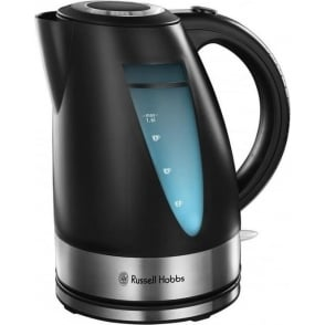 Ebony Kettle, Black