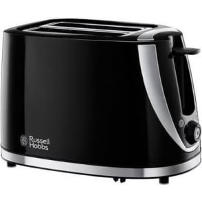 Mode 2 Slice Toaster, Black