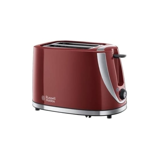 Russell Hobbs Mode 2 Slice Toaster, Red
