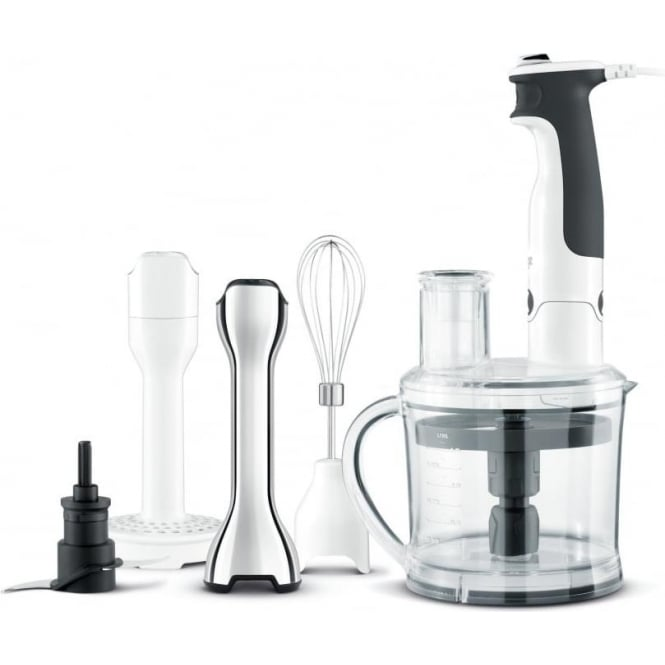 Sage BSB530UK The Control Grip All in One 700W Hand Blender