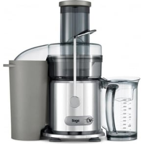 BJE410UK Nutri Juicer, Silver