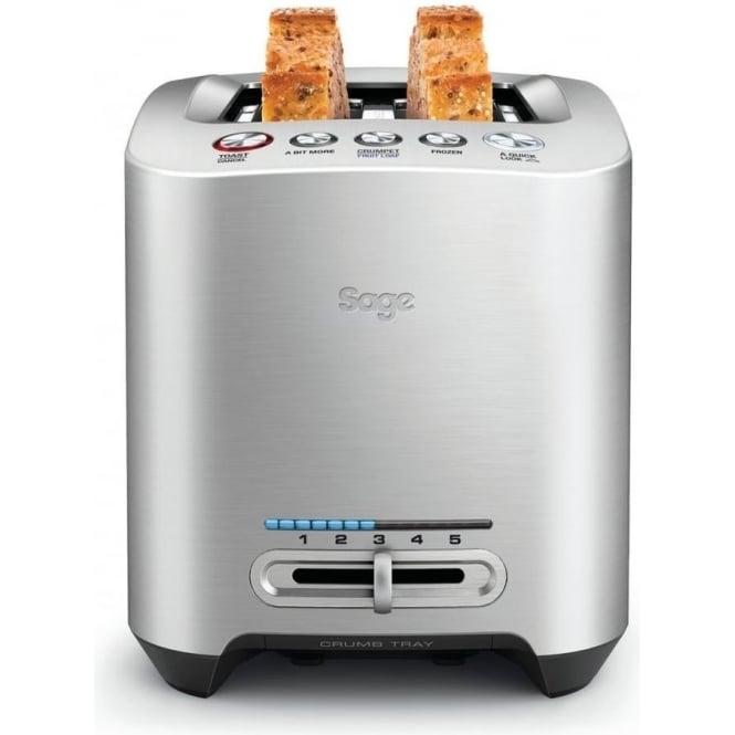 Sage By Heston Blumenthal BTA825UK Smart Toast, 2 Slice, 1800W