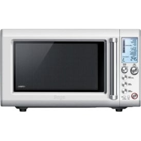 The Quick Touch Crisp Microwave & Grill