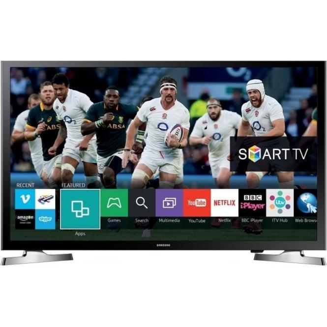 "Samsung 32"" Smart HD Ready TV, Black"
