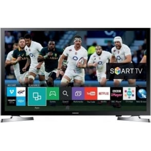 "32"" Smart HD Ready TV, Black"