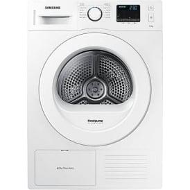 DV70F5E0HGW D200 7kg, A++ Tumble Dryer with Heat Pump, White