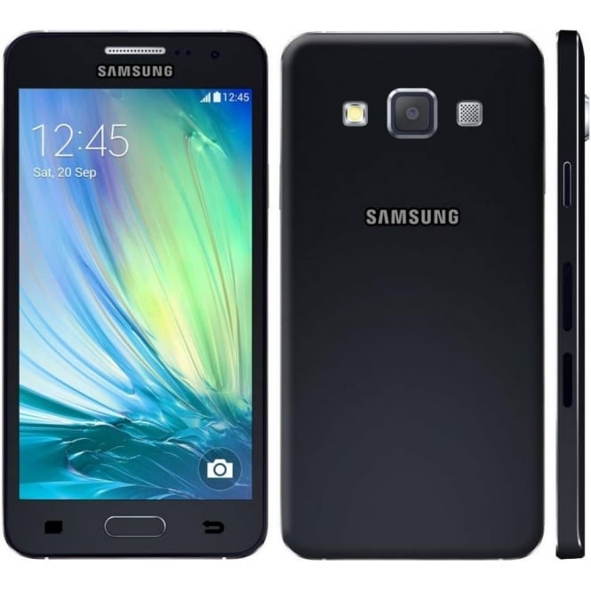 Samsung Galaxy A3, Black