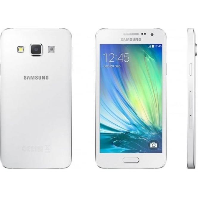 Samsung Galaxy A3, White
