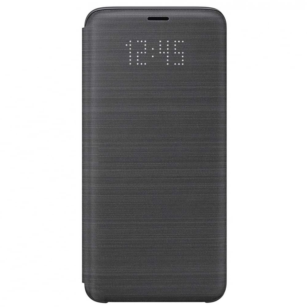 Samsung s9 led view cover black