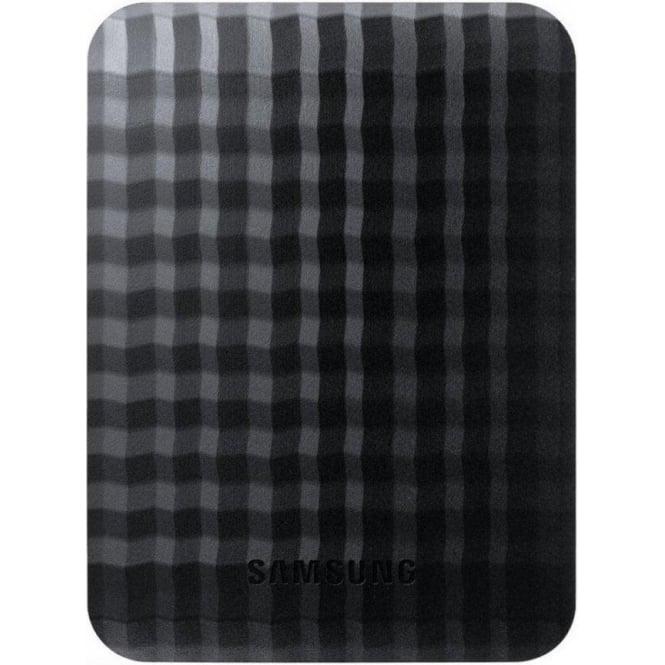 Samsung M3 1TB USB 3.0 Slimline Portable Hard Drive, Black