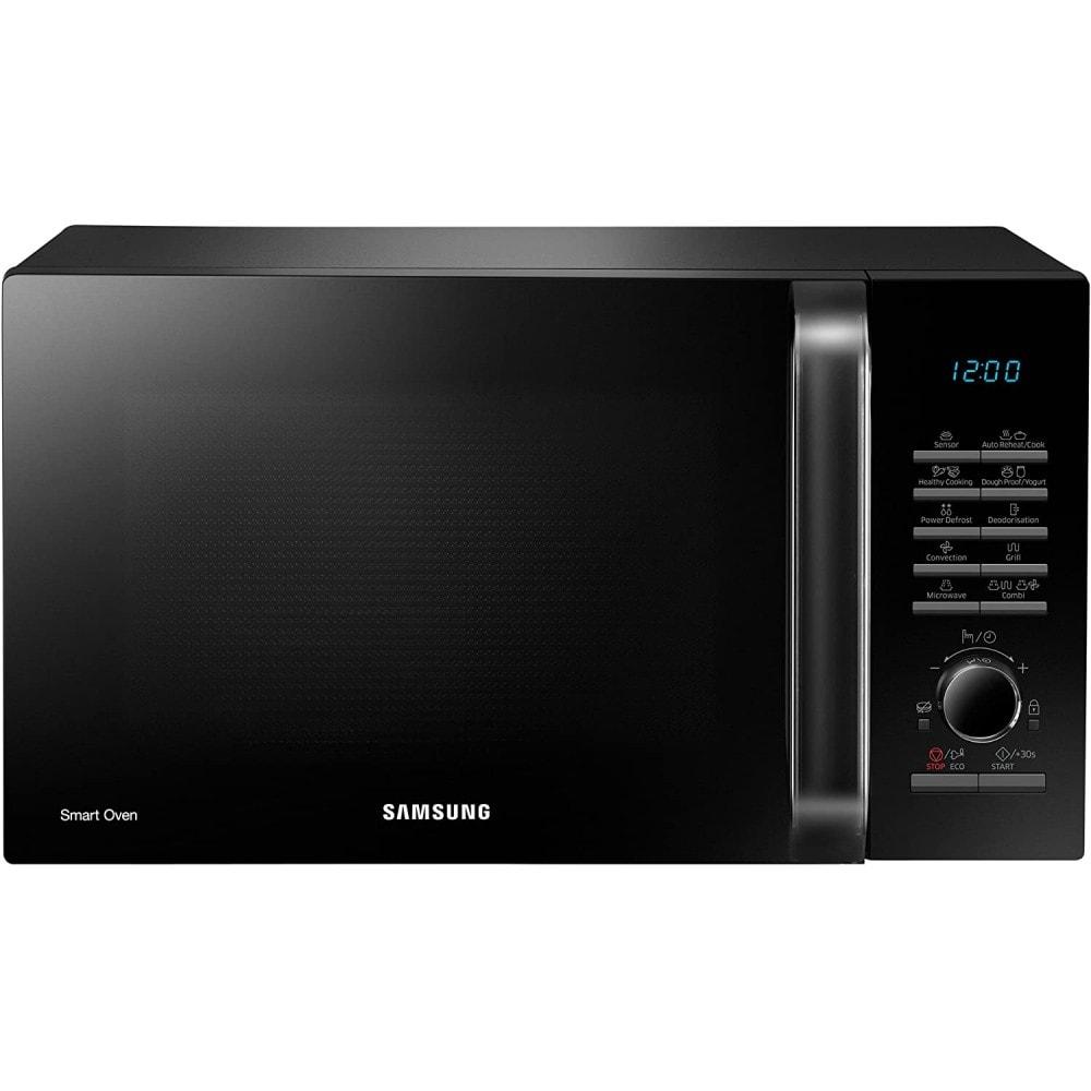 Samsung Mc28h5125ak Combination Microwave Black Small