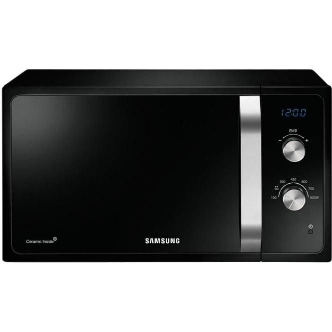 Samsung MS23F301EAK 23L Solo Microwave