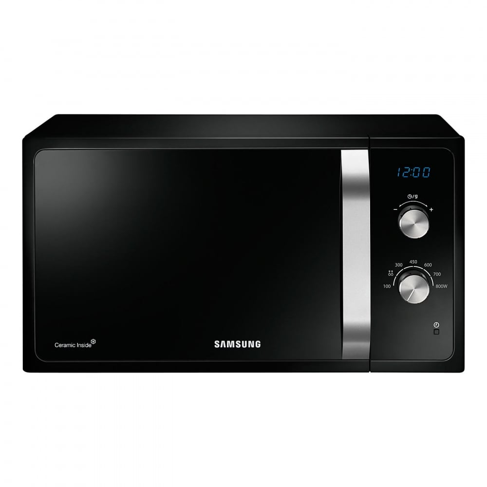 Samsung Ms23f301eak Solo Microwave Oven Black Samsung